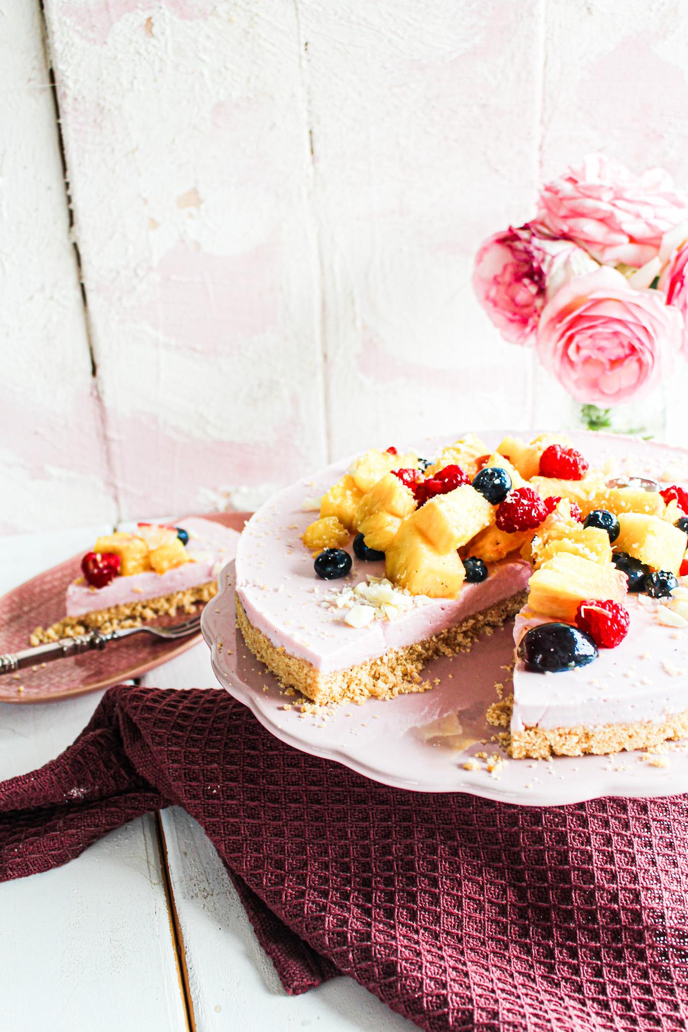 No Bake Früchtetraum